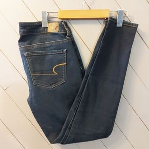 American Eagle Outfitters Jeggings Size 4❤